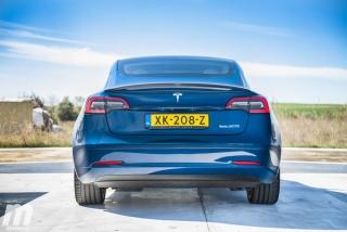 Fotos prueba Tesla Model 3 Foto 27