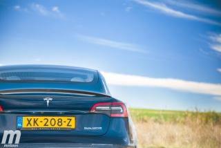 Fotos prueba Tesla Model 3 Foto 28