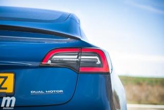 Fotos prueba Tesla Model 3 Foto 29