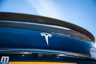 Fotos prueba Tesla Model 3 Foto 30