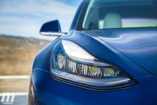 Fotos prueba Tesla Model 3 Foto 32
