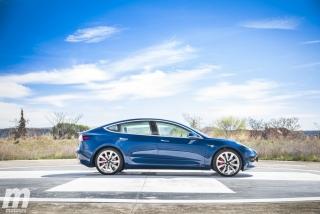 Fotos prueba Tesla Model 3 Foto 36