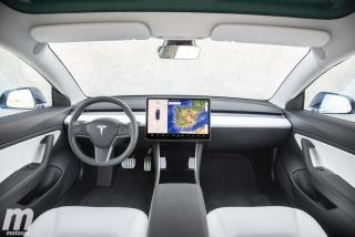 Fotos prueba Tesla Model 3 Foto 53