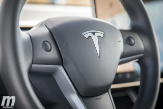 Fotos prueba Tesla Model 3 Foto 56