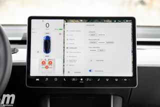 Fotos prueba Tesla Model 3 Foto 60