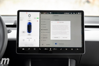 Fotos prueba Tesla Model 3 Foto 61
