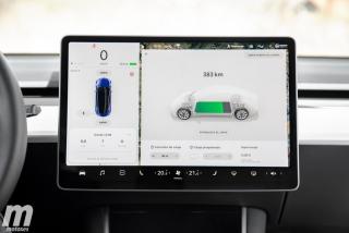 Fotos prueba Tesla Model 3 Foto 63