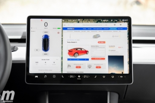 Fotos prueba Tesla Model 3 Foto 64