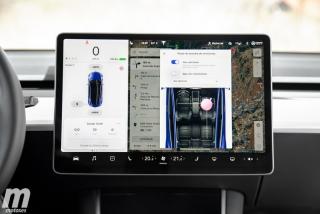 Fotos prueba Tesla Model 3 Foto 69