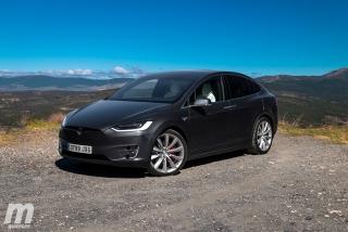 Fotos prueba Tesla Model X P100D - Foto 3