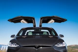 Fotos prueba Tesla Model X P100D Foto 8