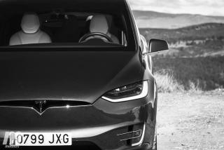Fotos prueba Tesla Model X P100D Foto 9