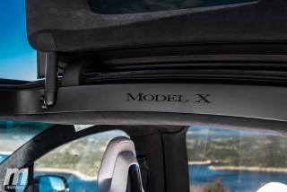 Fotos prueba Tesla Model X P100D Foto 15