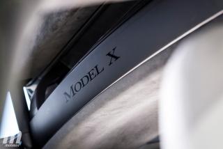 Fotos prueba Tesla Model X P100D Foto 16