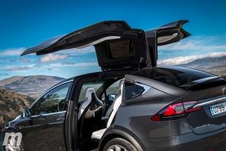 Fotos prueba Tesla Model X P100D Foto 18