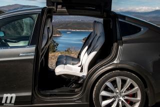 Fotos prueba Tesla Model X P100D Foto 19