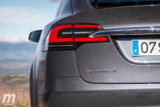 Fotos prueba Tesla Model X P100D Foto 32
