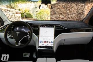 Fotos prueba Tesla Model X P100D Foto 38
