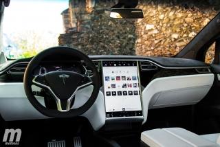 Fotos prueba Tesla Model X P100D Foto 40
