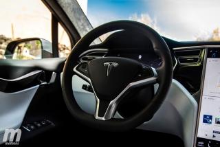 Fotos prueba Tesla Model X P100D Foto 41