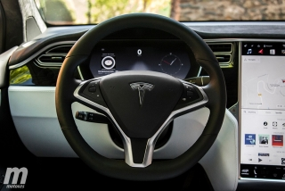 Fotos prueba Tesla Model X P100D Foto 42
