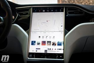 Fotos prueba Tesla Model X P100D Foto 56