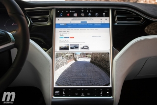 Fotos prueba Tesla Model X P100D Foto 60