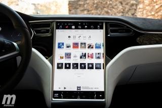 Fotos prueba Tesla Model X P100D Foto 62