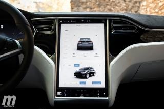 Fotos prueba Tesla Model X P100D Foto 63