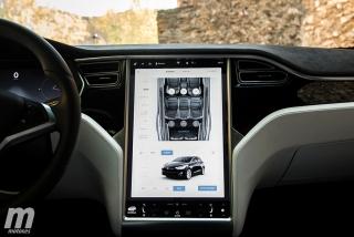 Fotos prueba Tesla Model X P100D Foto 64