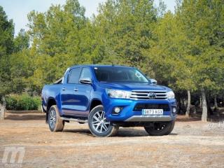 Fotos prueba Toyota Hilux 2018 - Foto 1