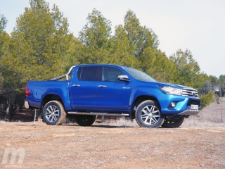 Fotos prueba Toyota Hilux 2018 - Foto 4