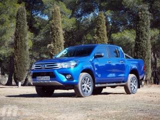 Fotos prueba Toyota Hilux 2018 - Foto 6