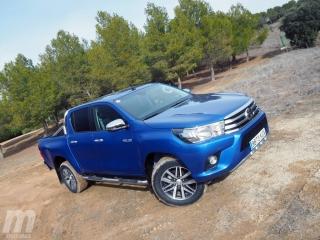 Fotos prueba Toyota Hilux 2018 Foto 7