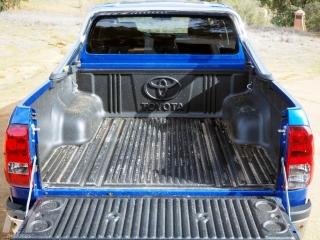 Fotos prueba Toyota Hilux 2018 Foto 15