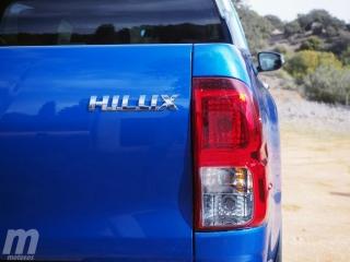 Fotos prueba Toyota Hilux 2018 Foto 18
