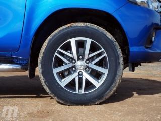 Fotos prueba Toyota Hilux 2018 Foto 21
