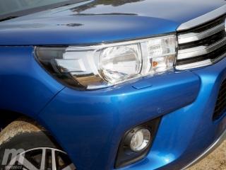Fotos prueba Toyota Hilux 2018 Foto 22
