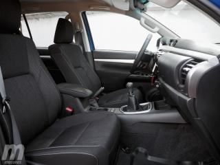 Fotos prueba Toyota Hilux 2018 Foto 25
