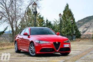 Foto 1 - Fotos prueba Video prueba Alfa Romeo Giulia Veloce Q4 Diesel