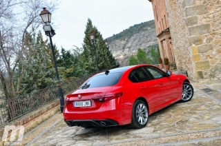 Foto 2 - Fotos prueba Video prueba Alfa Romeo Giulia Veloce Q4 Diesel