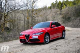 Foto 3 - Fotos prueba Video prueba Alfa Romeo Giulia Veloce Q4 Diesel