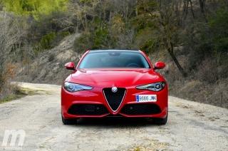 Fotos prueba Video prueba Alfa Romeo Giulia Veloce Q4 Diesel Foto 4