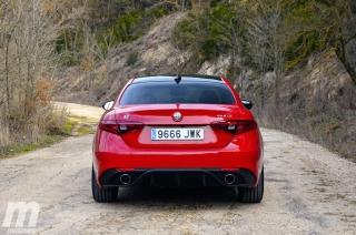 Fotos prueba Video prueba Alfa Romeo Giulia Veloce Q4 Diesel Foto 5