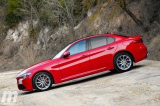 Fotos prueba Video prueba Alfa Romeo Giulia Veloce Q4 Diesel Foto 6