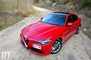 Fotos prueba Video prueba Alfa Romeo Giulia Veloce Q4 Diesel Foto 9