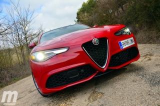 Fotos prueba Video prueba Alfa Romeo Giulia Veloce Q4 Diesel Foto 13