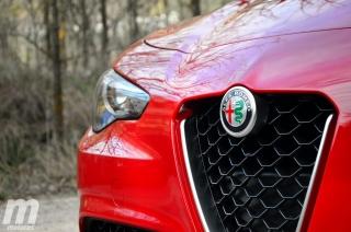 Fotos prueba Video prueba Alfa Romeo Giulia Veloce Q4 Diesel Foto 19