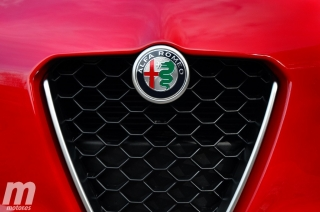 Fotos prueba Video prueba Alfa Romeo Giulia Veloce Q4 Diesel Foto 20