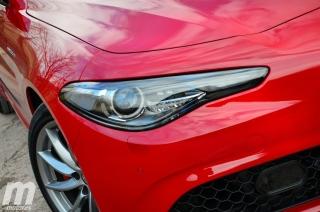 Fotos prueba Video prueba Alfa Romeo Giulia Veloce Q4 Diesel Foto 21